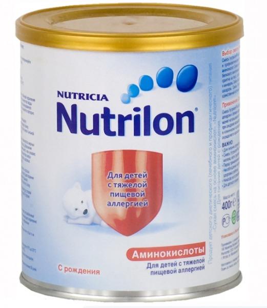 Смесь нутрилон аминокислоты цена