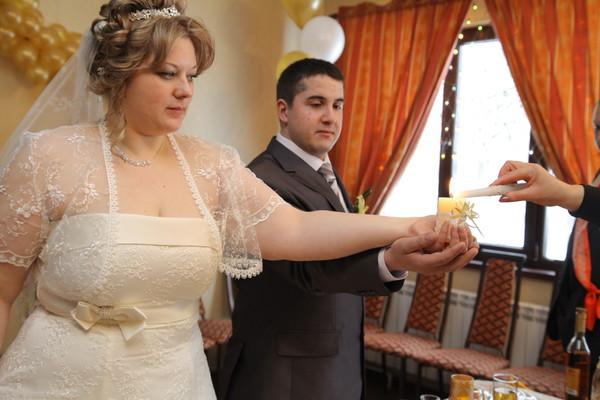 Поздравление молодых на свадьбе текст