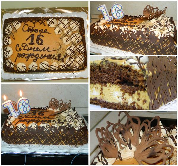 торт на 16 лет фото парню