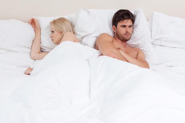 Неудовлетворенность в сексе оправдыв