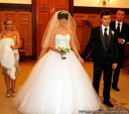 Дом 2 - фото свадьбы Елены Бушиной