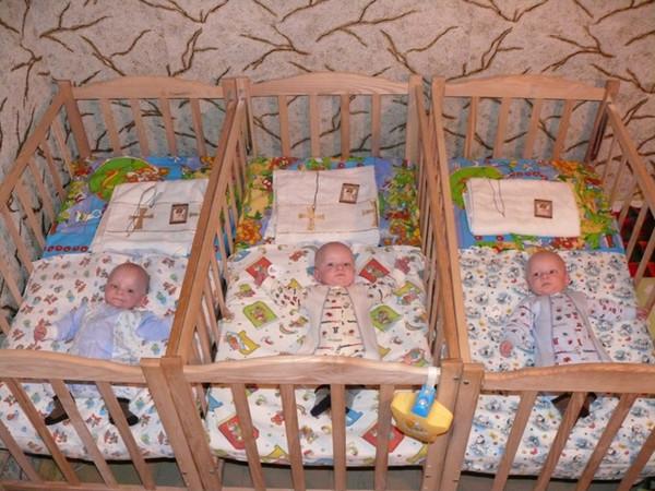 Как сделать детскую кроватку своими руками для новорожденного 43