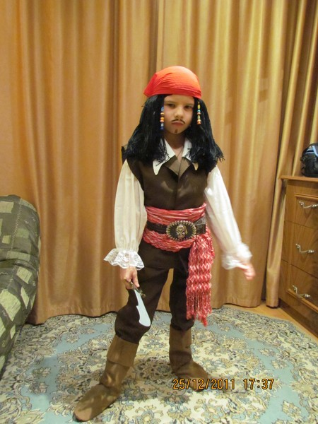 Новогодние костюмы для детей своими руками - Рукоделие и ... - photo#14