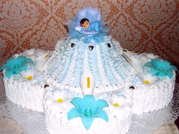 Красивые детские торты в фото