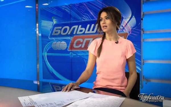 Фото сексуальные телеведущие