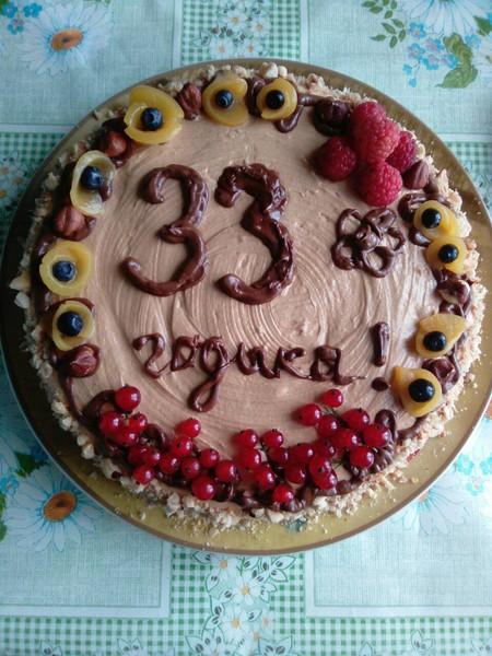 Поздравление с 33 летним днем рождения