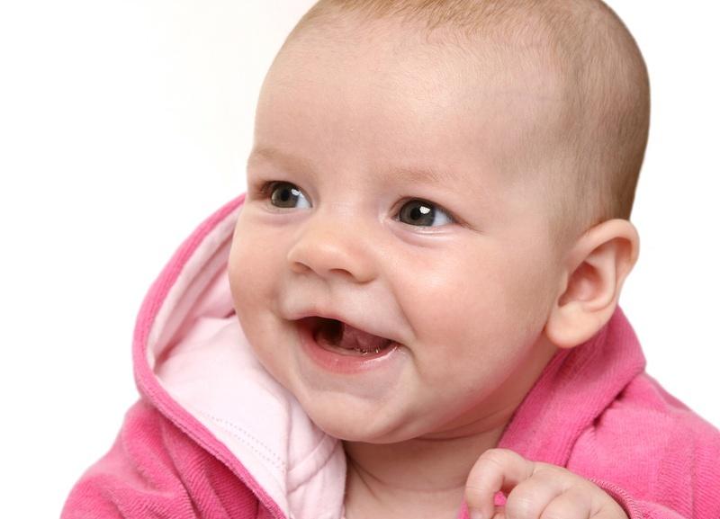 Ребенку в пять месяцев