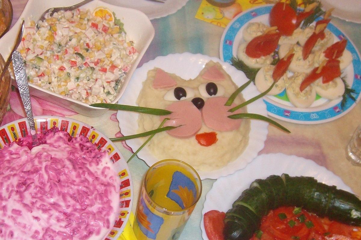 Что приготовить на день рождение блюдо