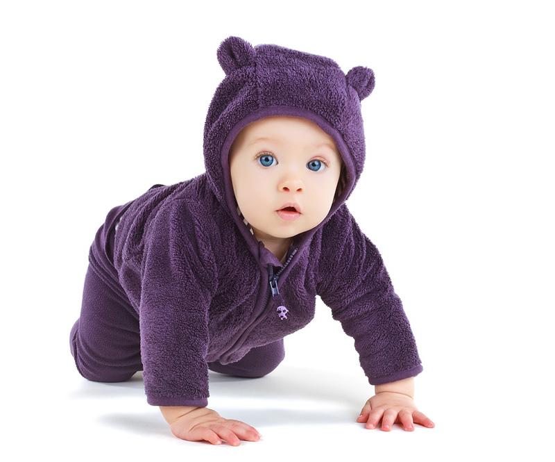 Фото ребенка в 7 месяцев девочка