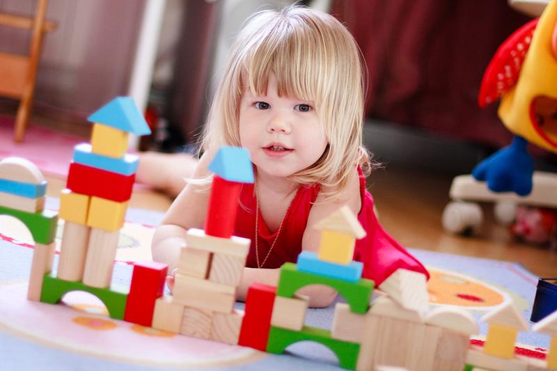 знакомство ребенка с народной кук