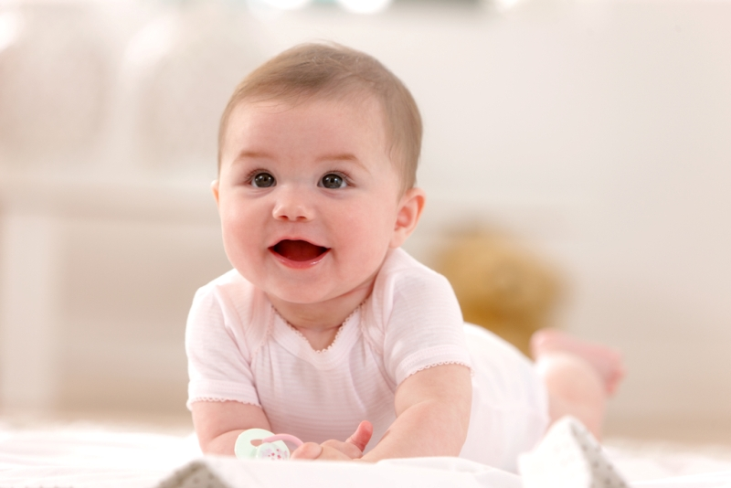 3 месяца жизни ребенка: