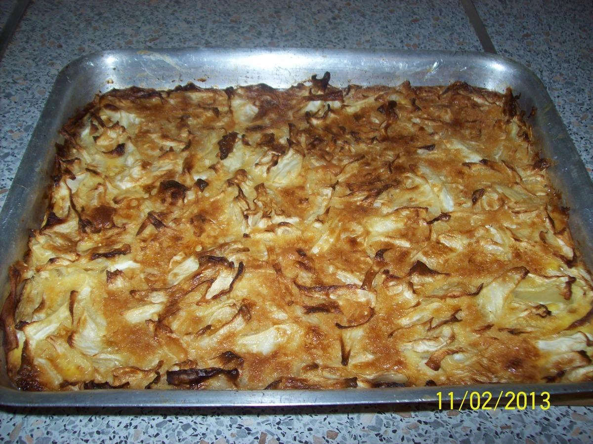 Капустный пирог на сметане и майонезе рецепт