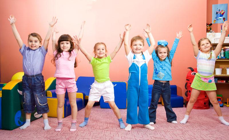 Дети на частное фото