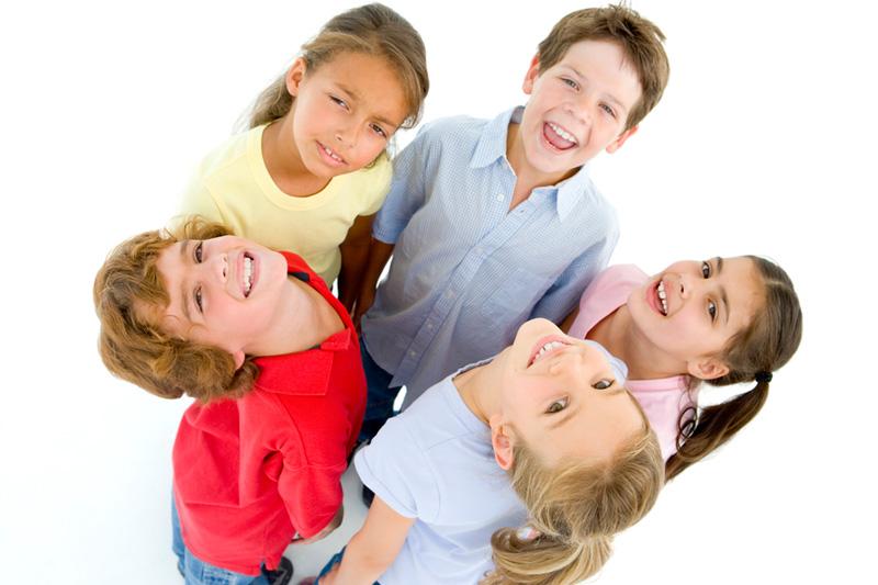 игры знакомства для детей до 6 лет