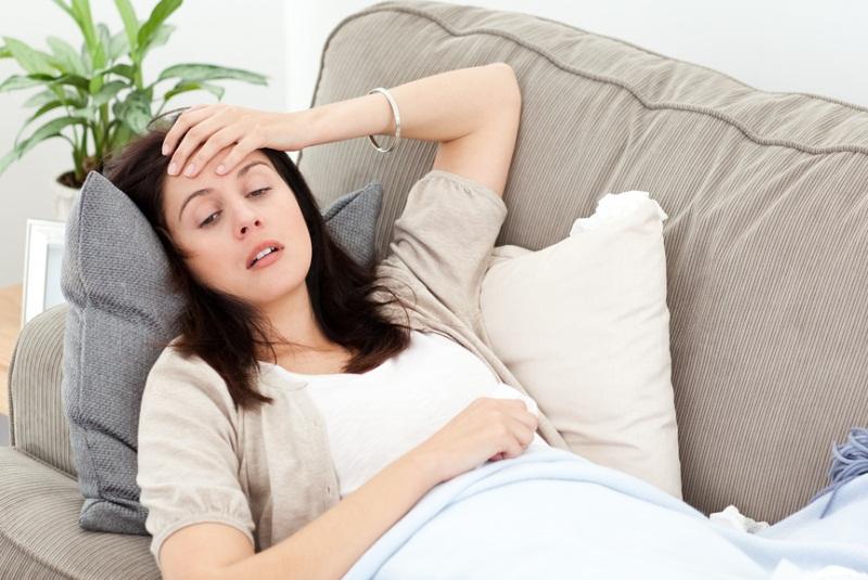 Девушка боится боли при первом сексе