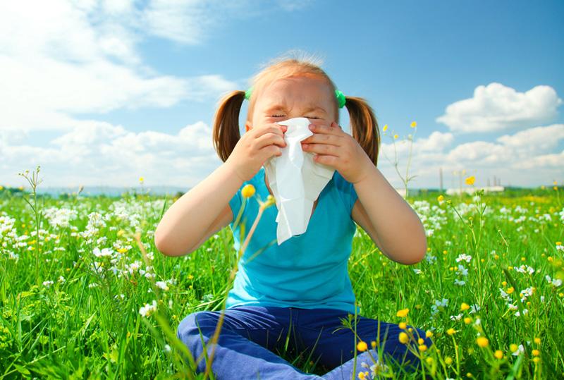 картинки аллергия у детей