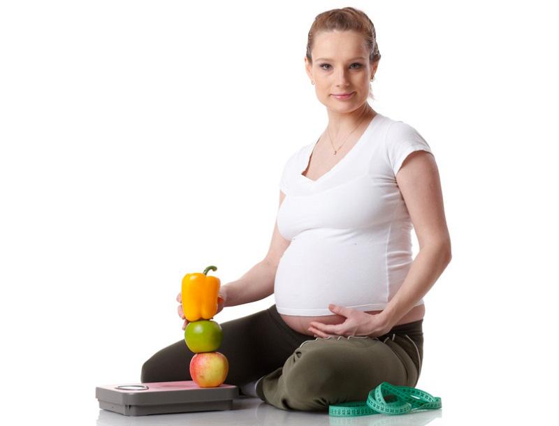 Как похудеть беременной без вреда.