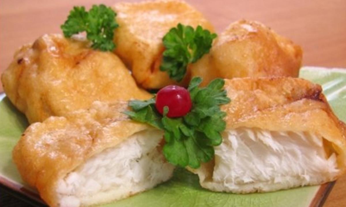 рецепт рыбы филе для детей