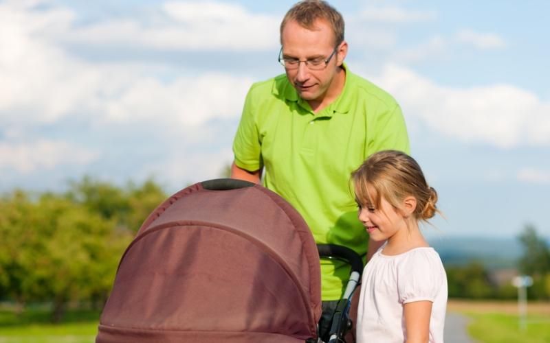 Оформление отпуска по уходу за ребенком на отца