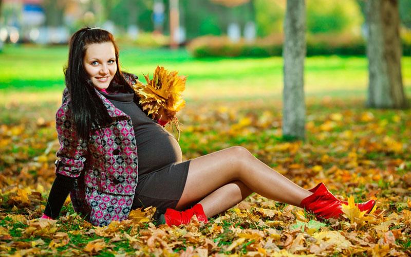 Удобные платья для беременных 2014 (33 фото)