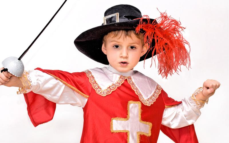 Праздничные наряды: карнавальные костюмы для детей 2