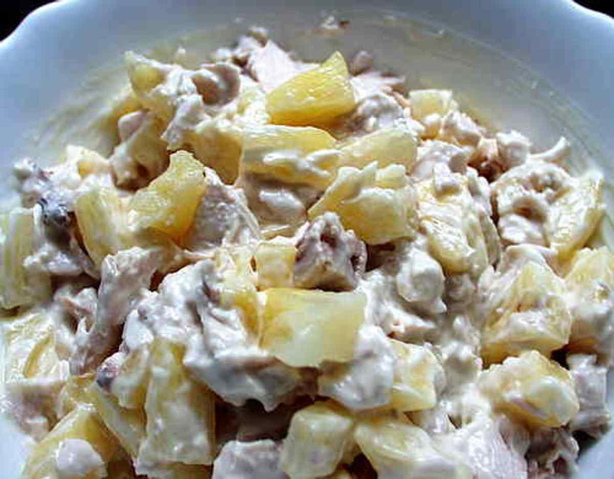 Салат курица с грибами рецепт классический рецепт
