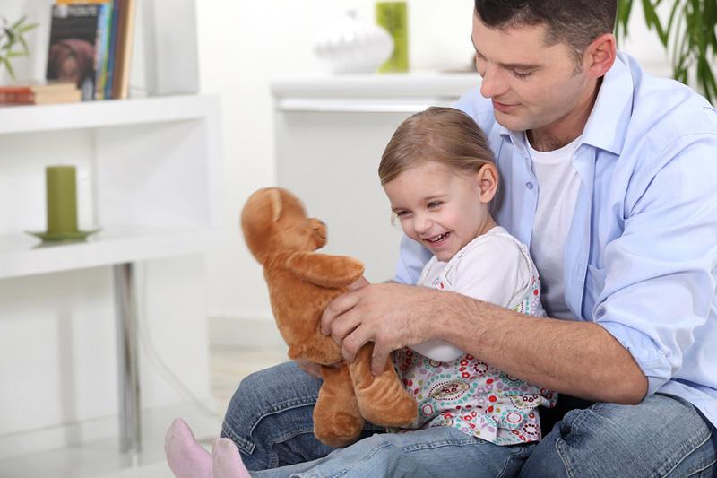 Отцы и дети: совмещаем работу и процесс воспитания