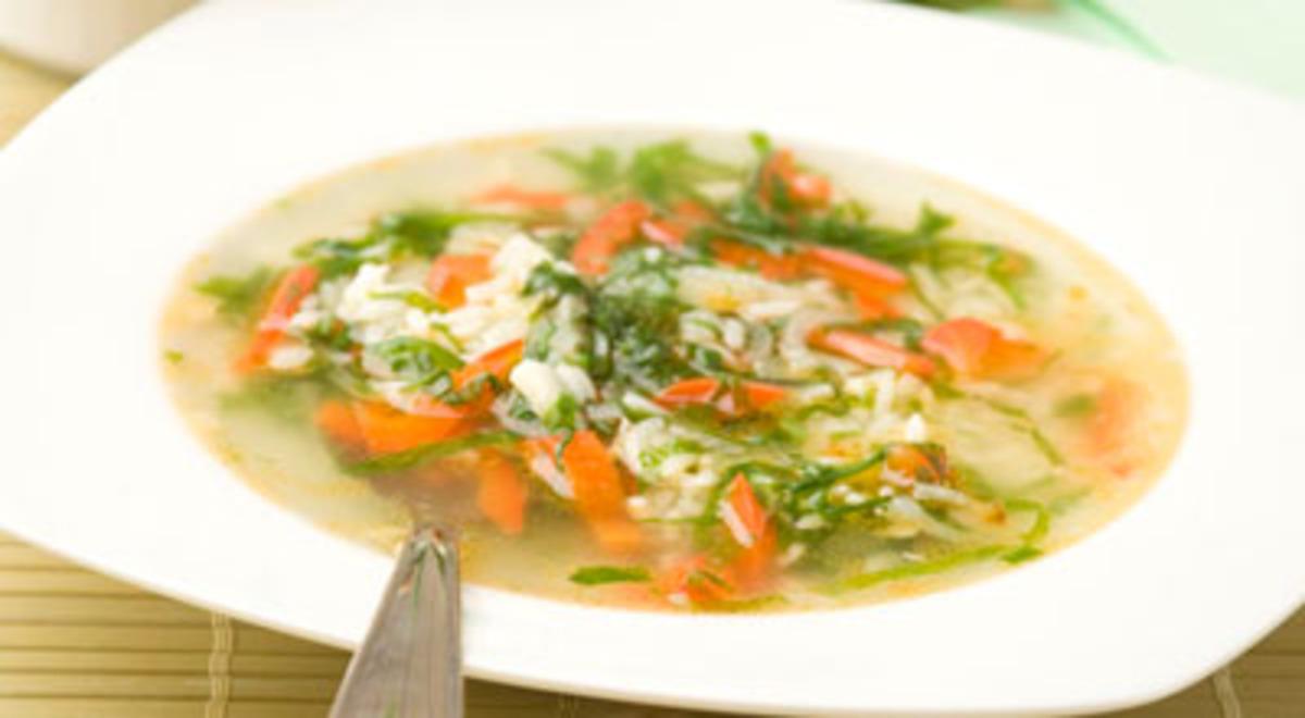 суп для ребенка 4 лет рецепт
