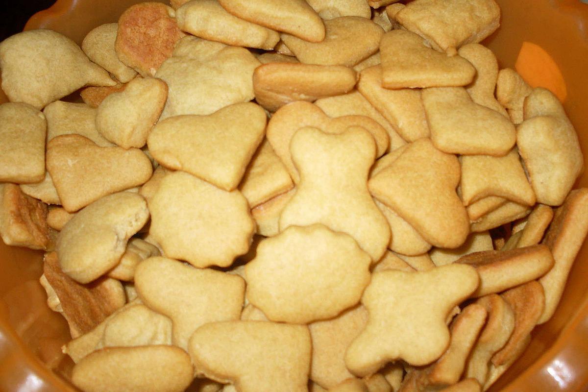 печенье ребёнку 1 года рецепты