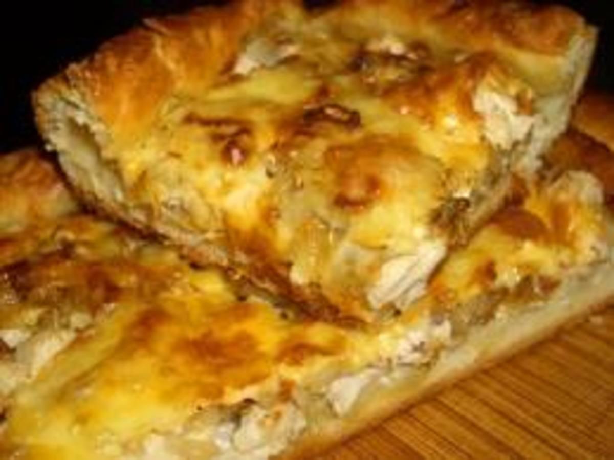 пирог с кефиром в духовке простой рецепт