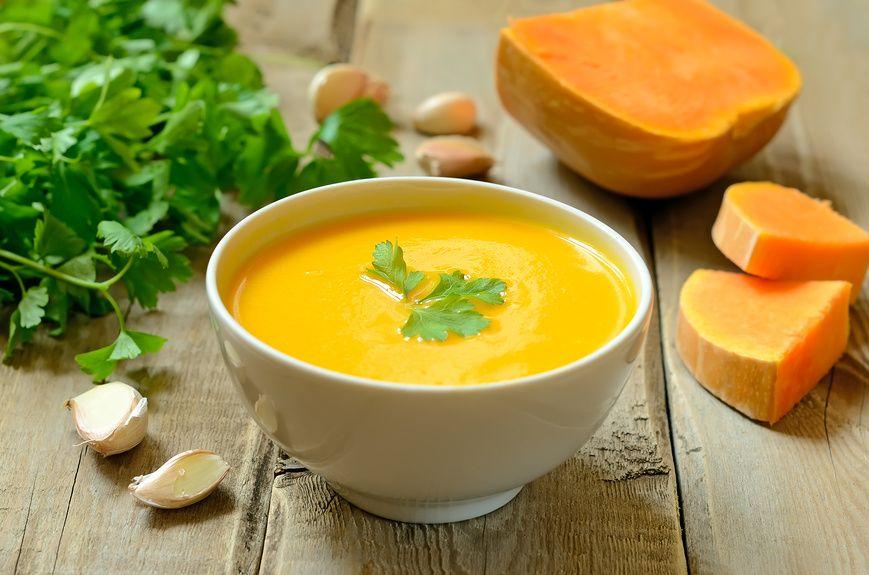 Суп-пюре из тыквы рецепты приготовления с фото в мультиварке