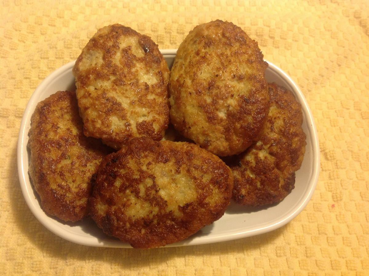 Куриные котлеты без хлеба рецепт с фото пошагово