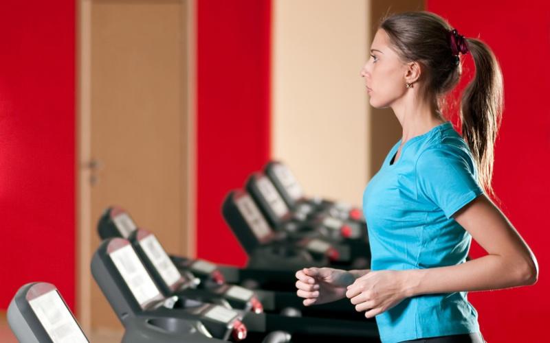 Аэробные нагрузки в борьбе с лишним весом