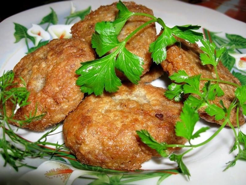гречневые котлеты рецепт с мясом