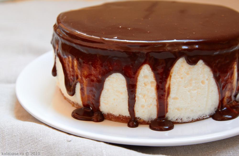 птичье молоко торт рецепт чадейка