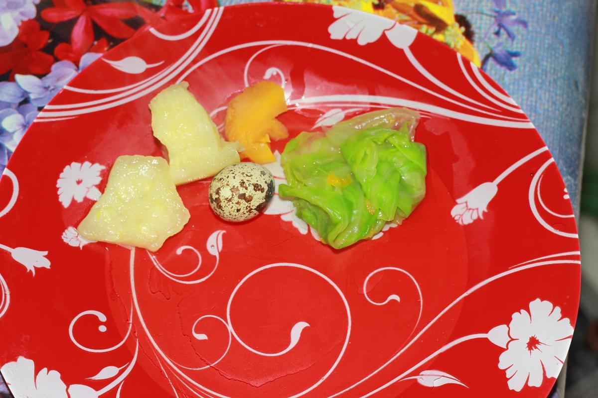 крем-супы из овощей рецепты с фото