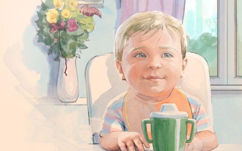 Биолакт: продукт особого значения в детском питании