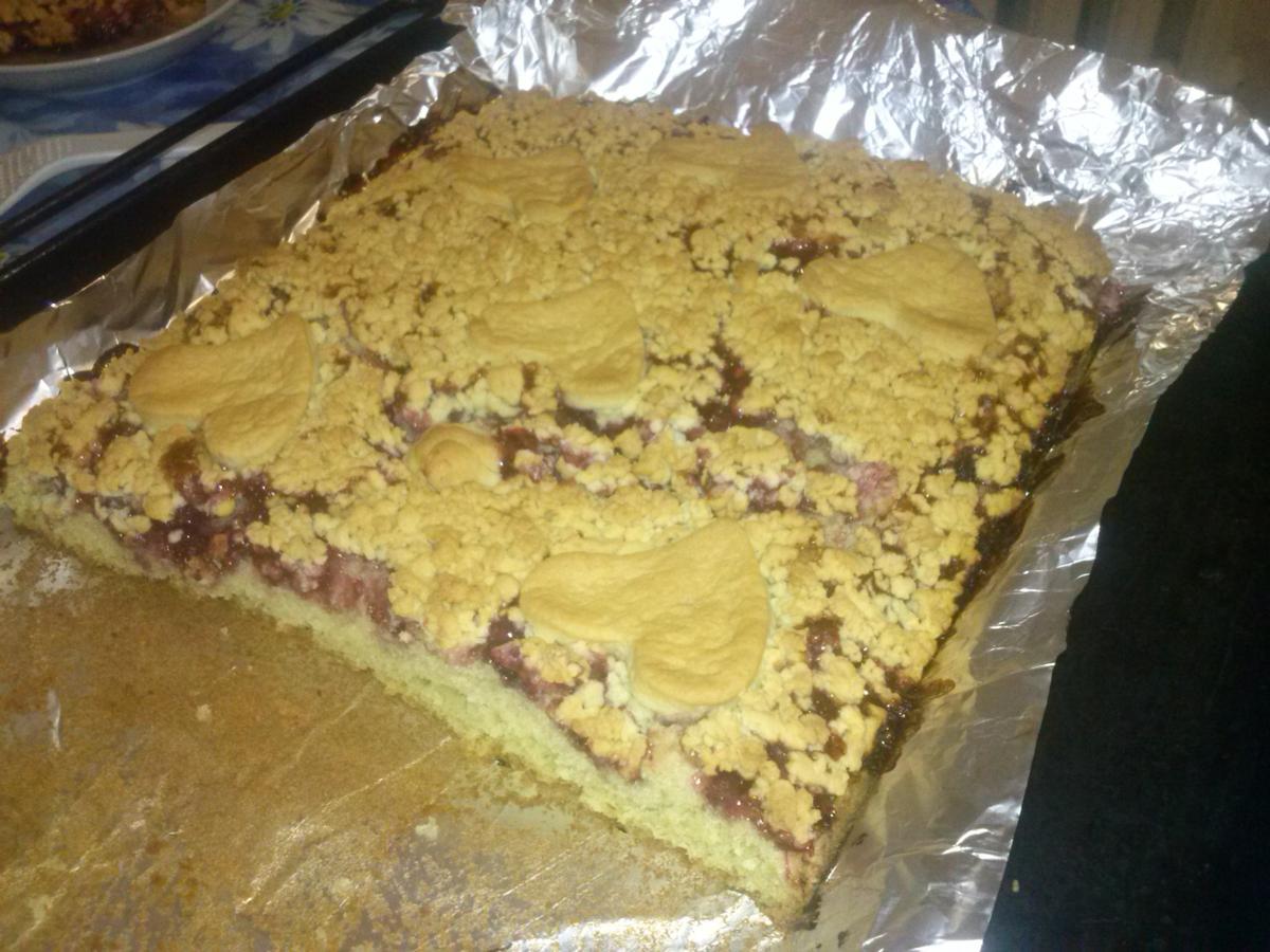Заливной пирог на простокваше рецепт