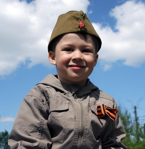 Как говорить с ребенком о войне