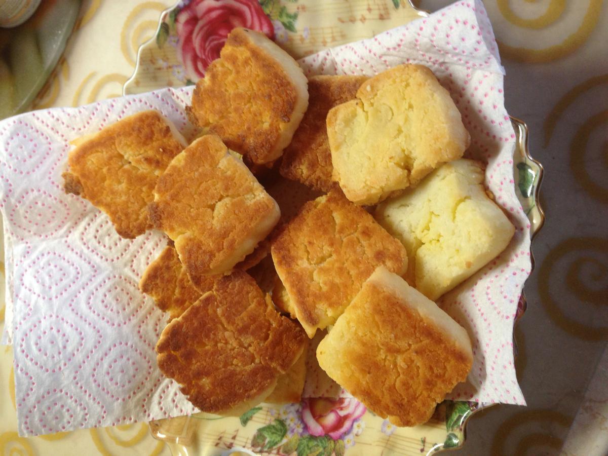Рецепты картофельники