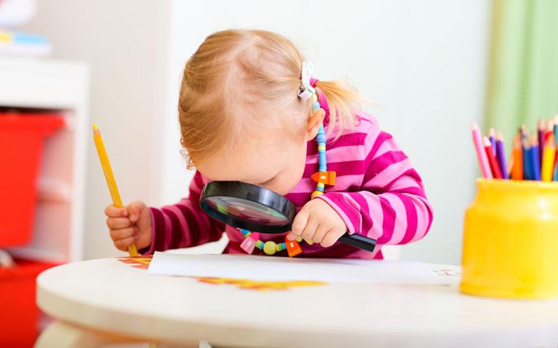 Как направить энергию малыша в нужное русло -