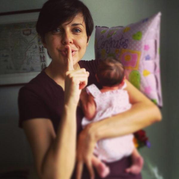 Ольга Шелест: Мы с дочерью очень много смеемся