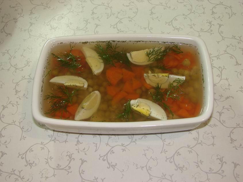Рецепты заливного из трески