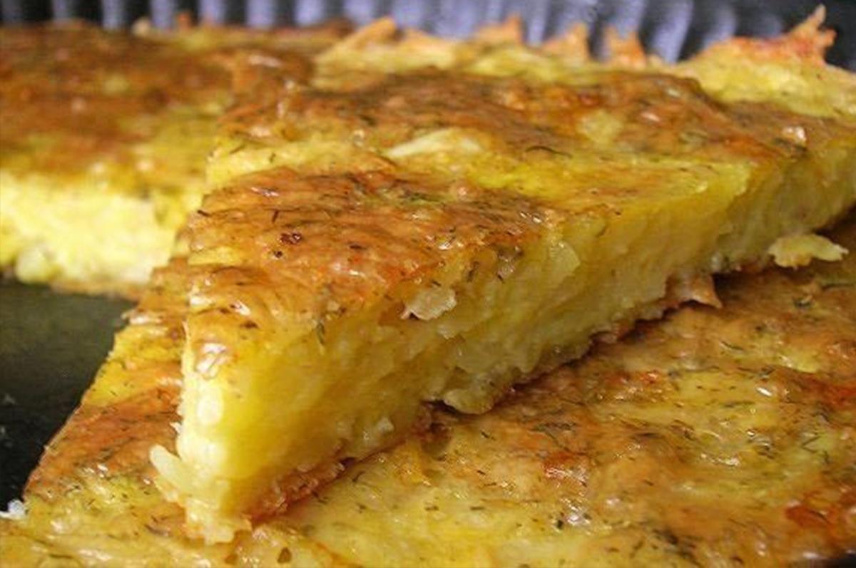 Картофель запеканка с фаршем в духовке рецепты с пошагово