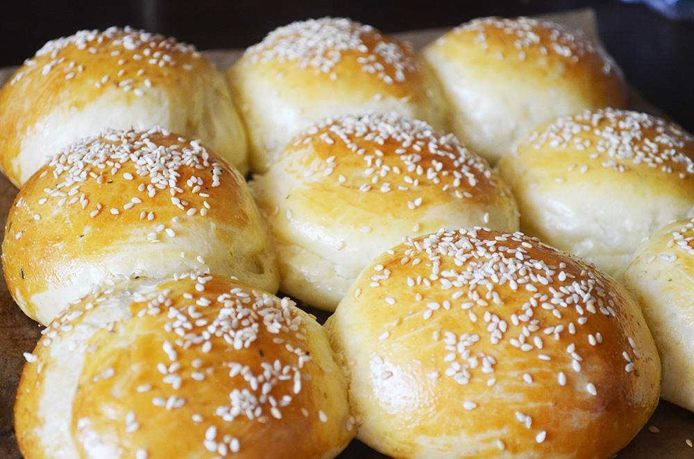 нежные булочки рецепт