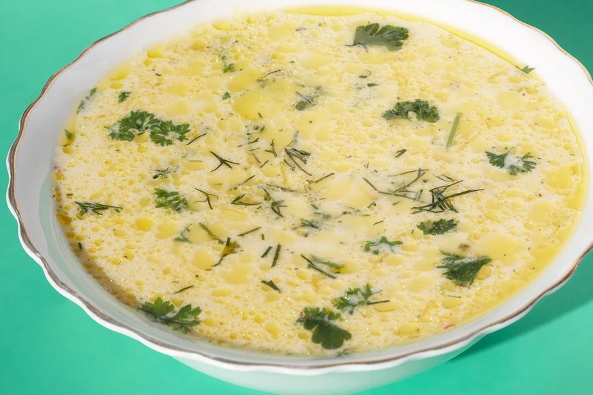 супы для детей от 1.5 лет рецепты