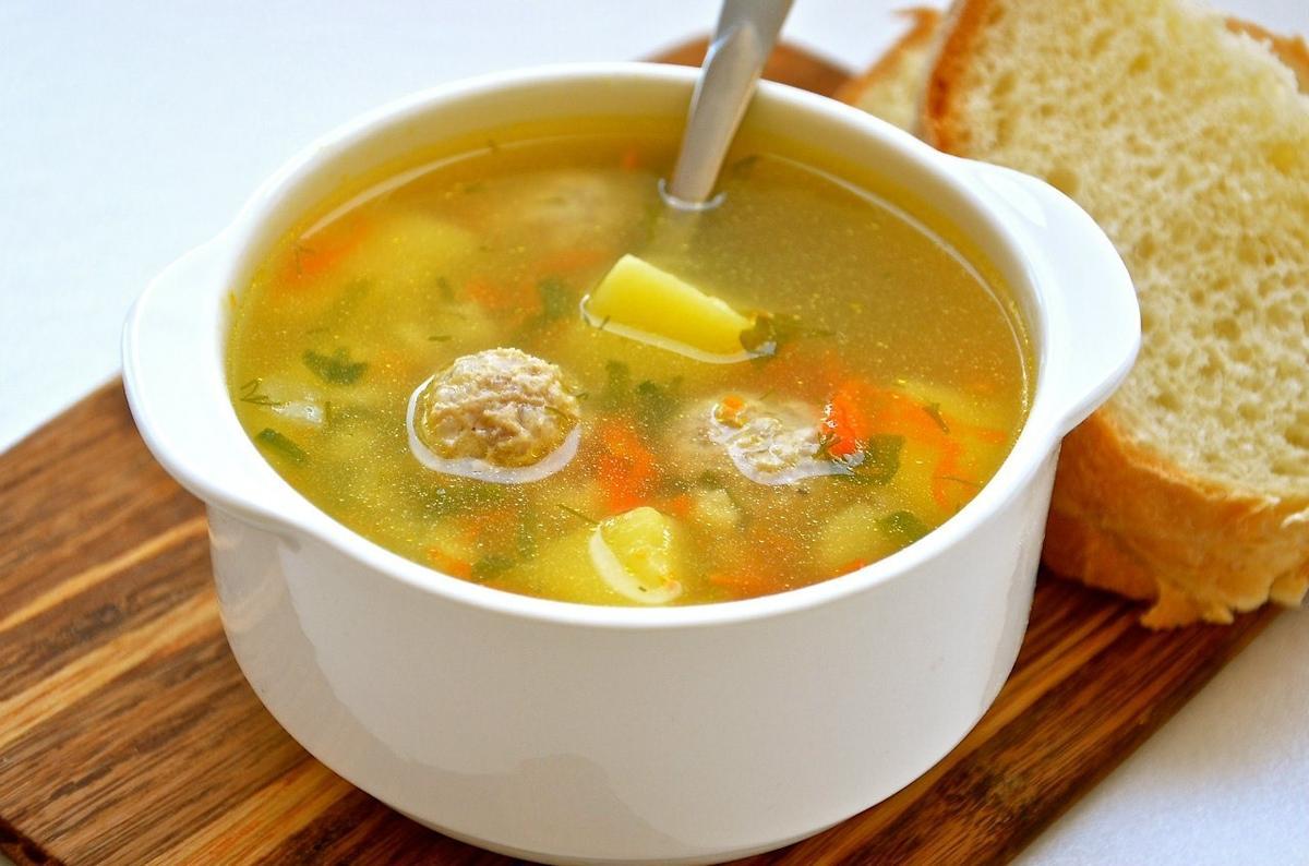 супы рецепты с фото простые и вкусные с фрикадельками