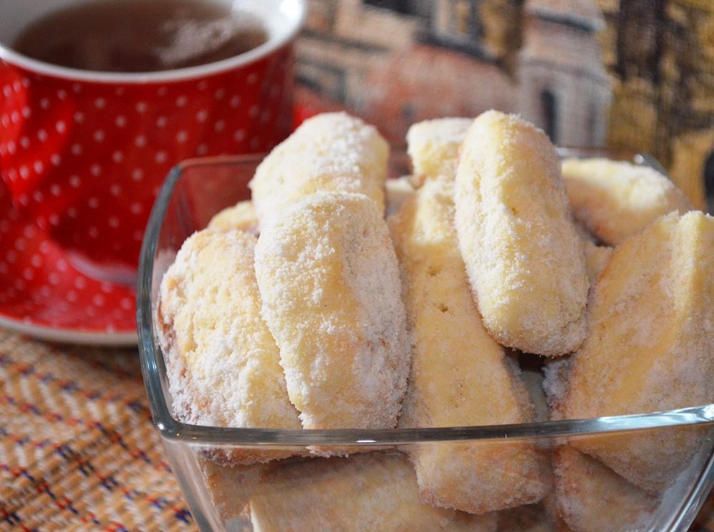 Как сделать печенье без сметаны 487
