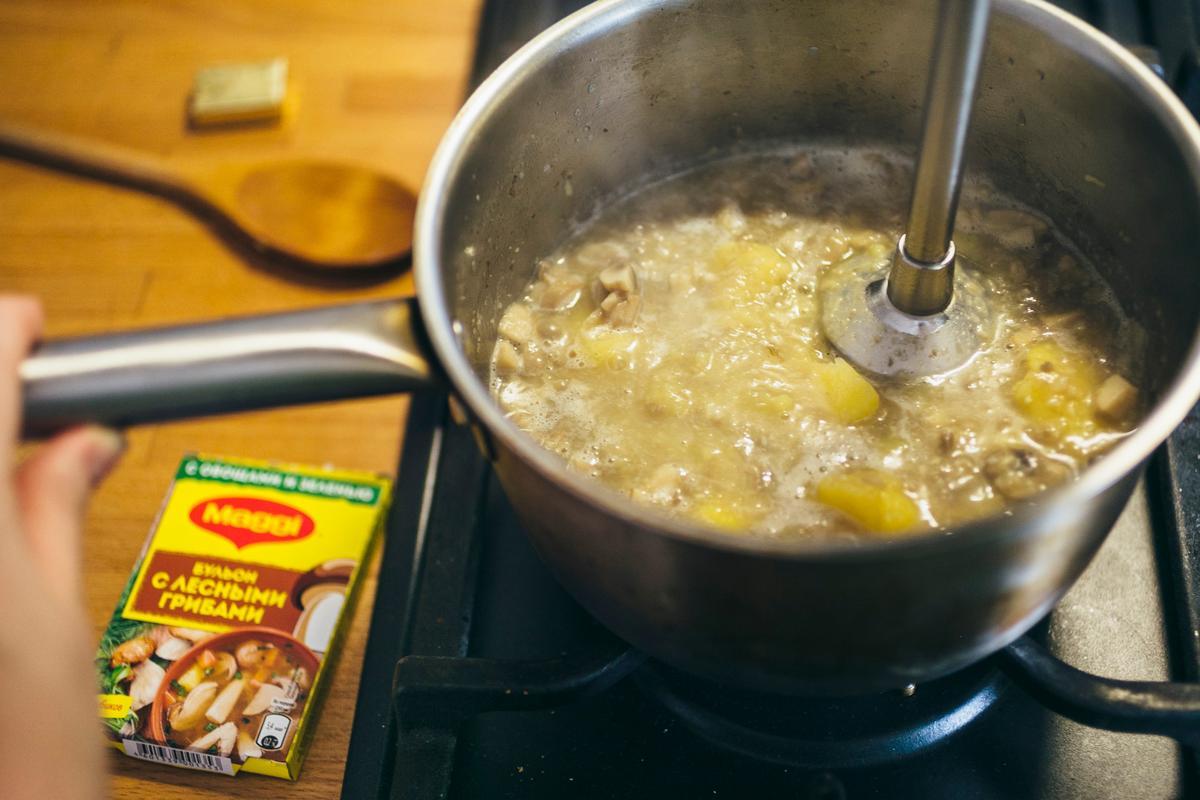 Блюда при помощи блендера рецепты
