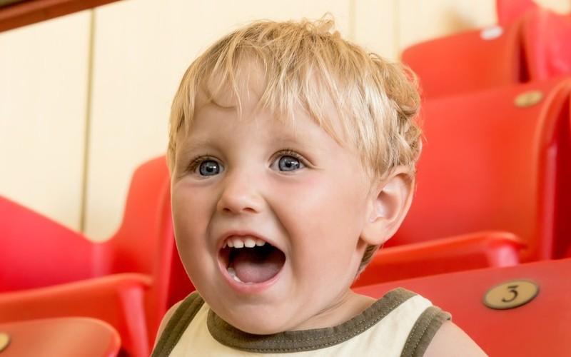 Фото самых маленьких детей в мире